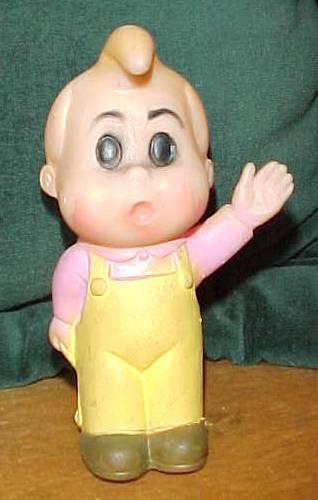 Little Lulu Bucky Squeaky Figures