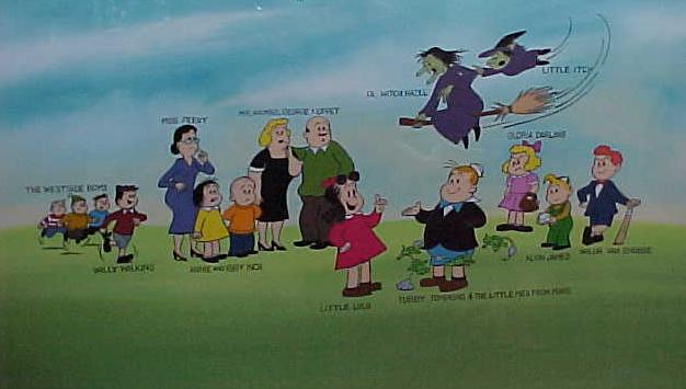 Little Lulu Characters