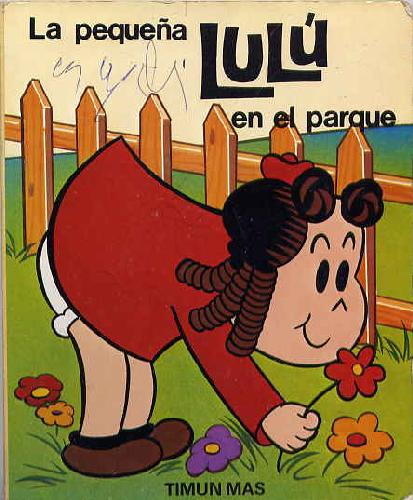 LaPequeña Lulú: Little Lulu Books in Spanish