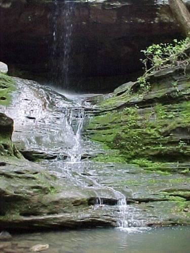 Ferne Clyffe Falls
