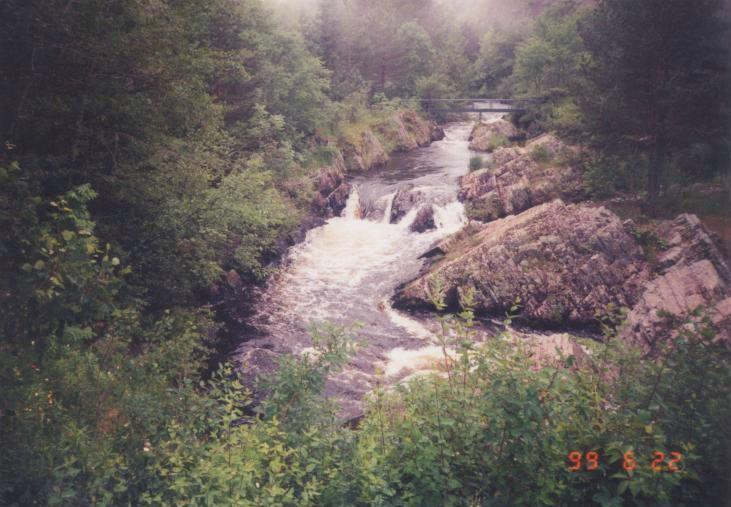 Gile Falls